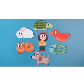 PUZZLE I LOVE MY PETS