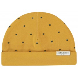GORRO BEBE NIÑO AMARILLO NOPPIES