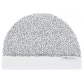 GORRO BEBE NIÑO BLANCO NOPPIES