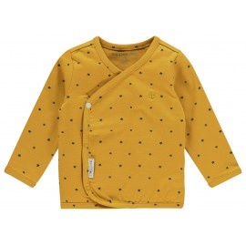 CAMISETA BEBE NIÑO AMARILLO NOPPIES