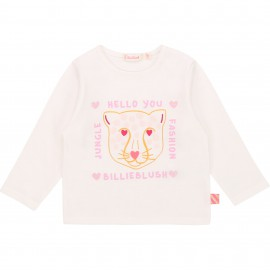 CAMISETA BEBE NIÑA BILLIEBLUSH JUNGLE