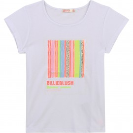CAMISETA NIÑA BILLIEBLUSH RAINBOW SUMMER